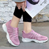 New Arrival... Ladies Fashion Sneakers Korea Shoes FLS-W78@