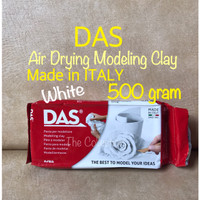 ATK0682DS 500gr Putih DAS Air Drying Modeling Clay 074112
