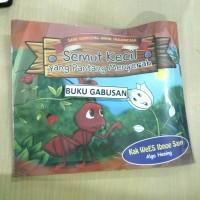 BUKU DONGENG ANAK INDONESIA - SEMUT KECIL YANG PANTANG MENYERAH wr