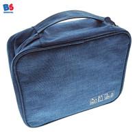 Accessories Bag (Travel Charge) Blue | Tas Aksesoris Biru