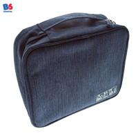 Accessories Bag (Travel Charge) Blue Navy | Tas Aksesoris Biru Navy