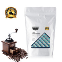 BIJI KOPI ARABIKA JAVA MALABAR FULLWASHED - 100GR NORTHSIDER COFFEE