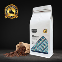 BIJI KOPI ARABIKA JAVA MALABAR FULLWASHED - 1KG NORTHSIDER COFFEE