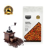 BIJI KOPI ARABIKA ETHIOPIA JIMMA AGARO WASHED - 100GR NORTHSIDER COFFE