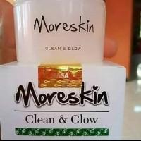 Moreskin clean n glow