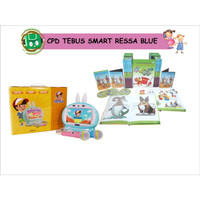 ENGLISH TIME ROKET FREE SMART RESSA BLUE