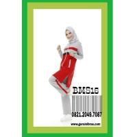 Setelan Olahraga Muslimah BMS 16