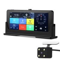 Zeepin 682 4G Rearview Mirror Dash Cam Android Wifi Gps Adas Bluetooth