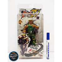 Action Figure NECA Street Fighter GUILE