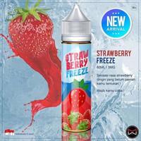 Strawberry Freeze IJC 3MG 60ML by IJC - Vape Premium Liquid Fruity
