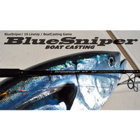 Yamaga Blanks Blue Sniper 81/10 Blacky PE8-10