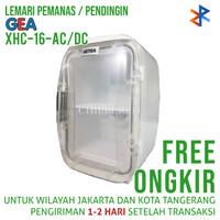 Lemari Pemanas / Pendingin GETRA XHC-16-AC/DC Free Ongkir