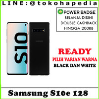 SAMSUNG GALAXY S10e 128GB / 128 GARANSI SAMSUNG INTERNASIONAL 1 TAHUN