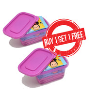 Buy 1 Get 1 Free 8 pack TISU BASAH UNITEI / WET TISSUE BONUS LUNCH BOX