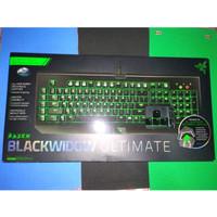 Keyboard Razer Blackwidow Ultimate Switch Razer Green Led Hijau 2014