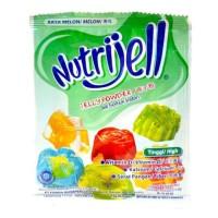 NUTRIJELL JELLY POWDER MELON 15GR