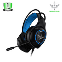 NYK Headset Mobile Gaming HS-M01 JUGGER