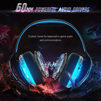 Mpow EG1 Gaming Headset Powerful Driver Headphones - MPBH200AD