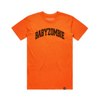College Orange Tshirt