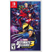 Switch Marvel Ultimate Alliance 3: The Black Order (Asia/English)