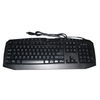 Keyboard Gaming ABS plastic + Mouse R8 1908