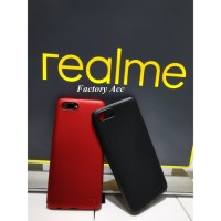 Oppo Realme C2 Soft Case Clear Bumper Shockproof