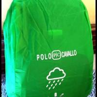 Model Terbaru Tas Ransel Laptop Polo Free Gembok No Bodypack & Navy