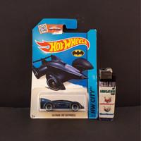 Pajangan Mainan Diecast Hotwheels Murah Batman Live Batmobile