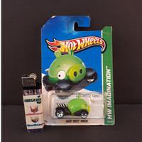 Pajangan Mainan Diecast Hotwheels Murah Angry Birds