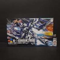 Mainan Gundam Bandai HGBF 1/144 Hi Nu Vrabe Brave Gundam