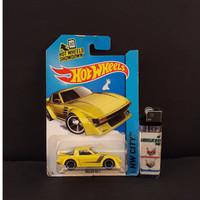 Pajangan Mainan Diecast Hotwheels Murah Mazda Rx 7