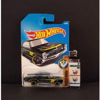 Pajangan Mainan Diecast Hotwheels Murah 67 Pontiac
