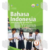 BUKU BAHASA INDONESIA UNTUK SISWA SMP-MTs KELAS VII (KIKD 2018)