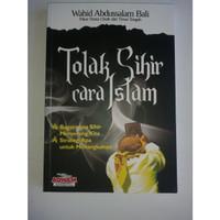 Buku Tolak Sihir Cara Islam