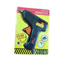 Kenmaster KM-KS15 Glue Gun 15Watt Switch On Off - Lem Tembak