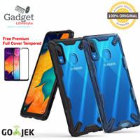 Original Ringke Fusion X Case Samsung Galaxy A20 / A30 / A50 2019
