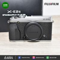 LIKE NEW - Fujifilm X-E2S Body Only - 0149 - Gudang Kamera Malang