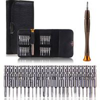 Tool Set Peralatan Tukang Obeng Reparasi gadget Set 25 in 1 MURAH