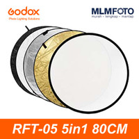 GODOX 5 IN 1 80CM COLLAPSIBLE REFLECTOR RFT-05 5IN1 ROUND CIRCLE 80