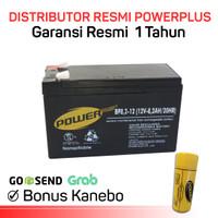 Baterai / Battery UPS 12v 8,2ah Prolink VRLA SLA
