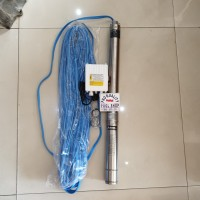 """SUBMERSIBLE MAXON 3/4HP WITH 50M CABLE 3DWS3-16-0.55 MAX 63M out 1"""""""