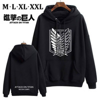 SWEATER AOT RECON CORPS BLACK