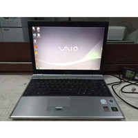 Laptop Sony Vaio VGN-SZ43GN_B Core 2 Duo Bekas