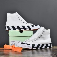 Converse x Offwhite Chuck 70s (UNAUTHORIZED AUTHENTIC)