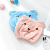 Topi Beruang Lucu