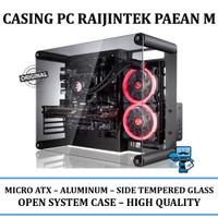 Casing PC Raijintek PAEAN M - Micro ATX - Aluminum Bench Table