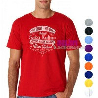Kaos/tshirt/baju TULISAN PRIBAHASA KATA KATA JAWA