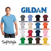 Kaos Gildan Soft Style 63000