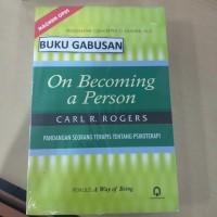 BUKU ON BECOMING A PERSON - CARL R ns
