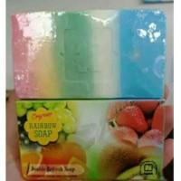 rainbow soap nasa